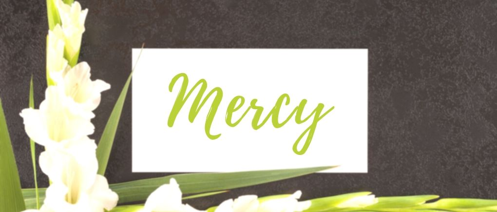 image of what it means to show mercy