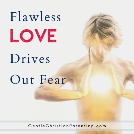 fear and love in the bible