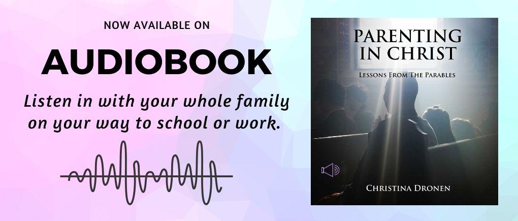 Christian Moms Books - Audiobook Parenting In Christ