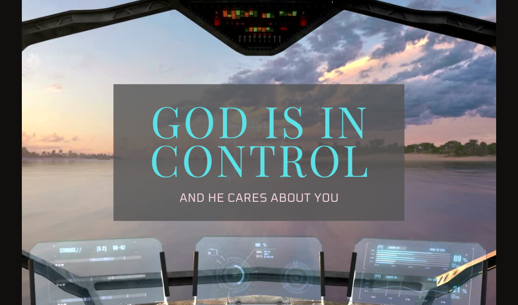image of God Is In Control