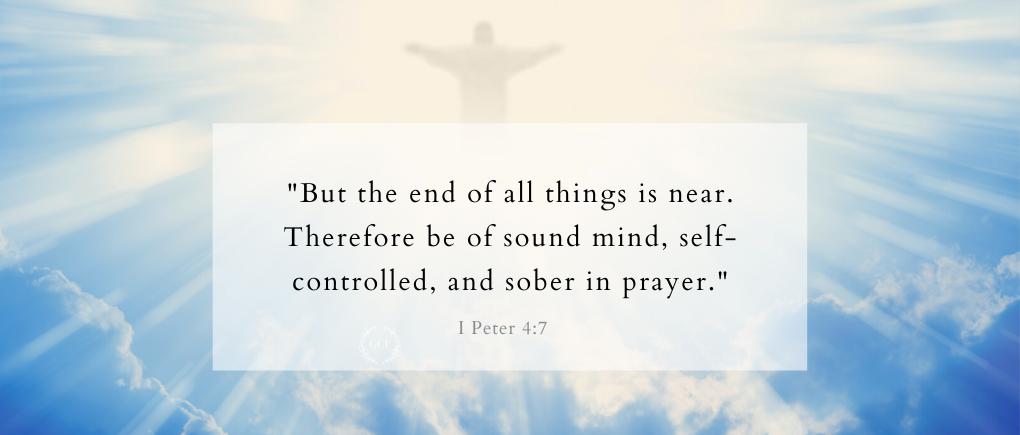 self-control in the bible